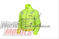 Куртка мотоциклетная (текстиль) MICHIRU Safety Jacket лимонный (Размер М)