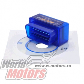 Адаптер ELM327 OBD2 Bluetooth v2.1